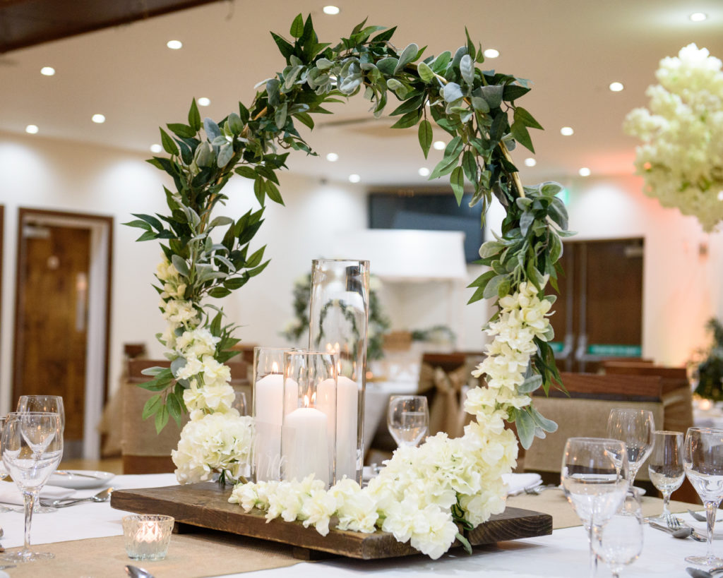 Table Decorations Chesterfield Keith Woods Weddings And