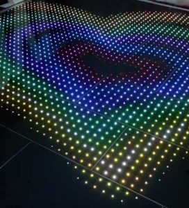 LED COLOUR COMMANDER DANCE FLOOR