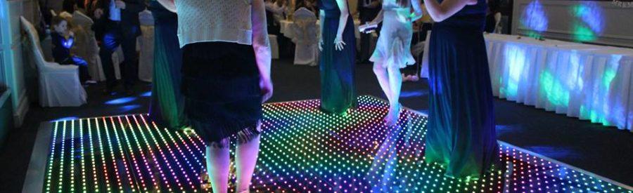 Colour Commander Dance Floor